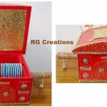 Code RGBNGBX010,Bangle Box designed by RG Creations