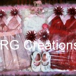 Pink  & Red Colour theme packing by RG Creations