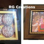 Code RGCB010,Designer box filled with Chocopie's by RG Creations