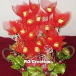 Code RGCB012'Chocolate Bouquet