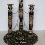 "RGCNST1010""Designer Candle Stand"""