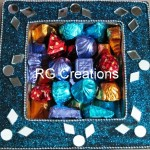 Code RGCP-0116,Chocolate Gift Pack designed by RG Creations