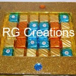 Code RGCP-0121,Chocolate Gift Pack designed by RG Creations