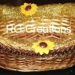 Code RGDB005,Designer basket for  packing
