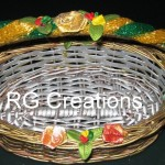 Code RGDB010,Designer basket for  packing
