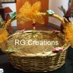 Code RGDB027,Designer basket for packing