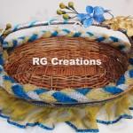 Code RGDB030,Designer basket for packing