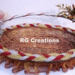 Code RGDB031,Designer basket for packing