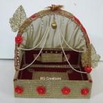 """Code RGDB048""""Designer Basket for Packing"""""""