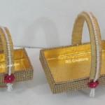 "Code RGDB050""Designer Basket for Chocolate Packing"""