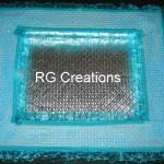"Code RGDTR018,10.5""x12.5"" designer platter for chocolate packing"