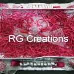 "Code RGDTR023,8""x12"" designer platter for chocolate packing"