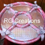 "Code RGDTR035,15""x15"" five cavities designer dry fruit tray"