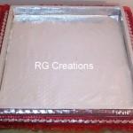 "Code RGDTR037,14""x16"" designer tray for packing"