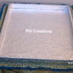 "Code RGDTR038,14""x16"" designer tray for packing"