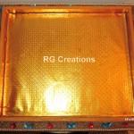 "Code RGDTR041,14""x16"" designer tray for packing"