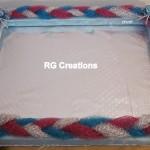 "Code RGDTR042,13""x16"" designer tray for packing"
