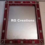 "Code RGDTR052,14""x17"" designer tray for packing"