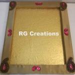 """RGDTR053,14""""x17"""" designer tray for packing"""