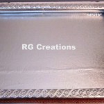 "Code RGDTR062,14""x18"" Designer tray for Packing"