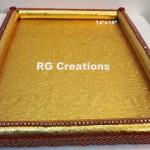"Code RGDTR064,14""x18"" Designer tray for packing"