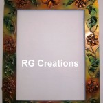 Code RGFR055,Photoframe/Looking Glass frame