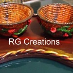 Code RGHMB003,Handmade bowls set for individual/corporate gifting