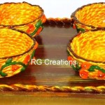 Code RGHMB005,Handmade bowls set for individual/corporate gifting