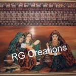 Code RGNOZ032,Nozzel Painting for home decor