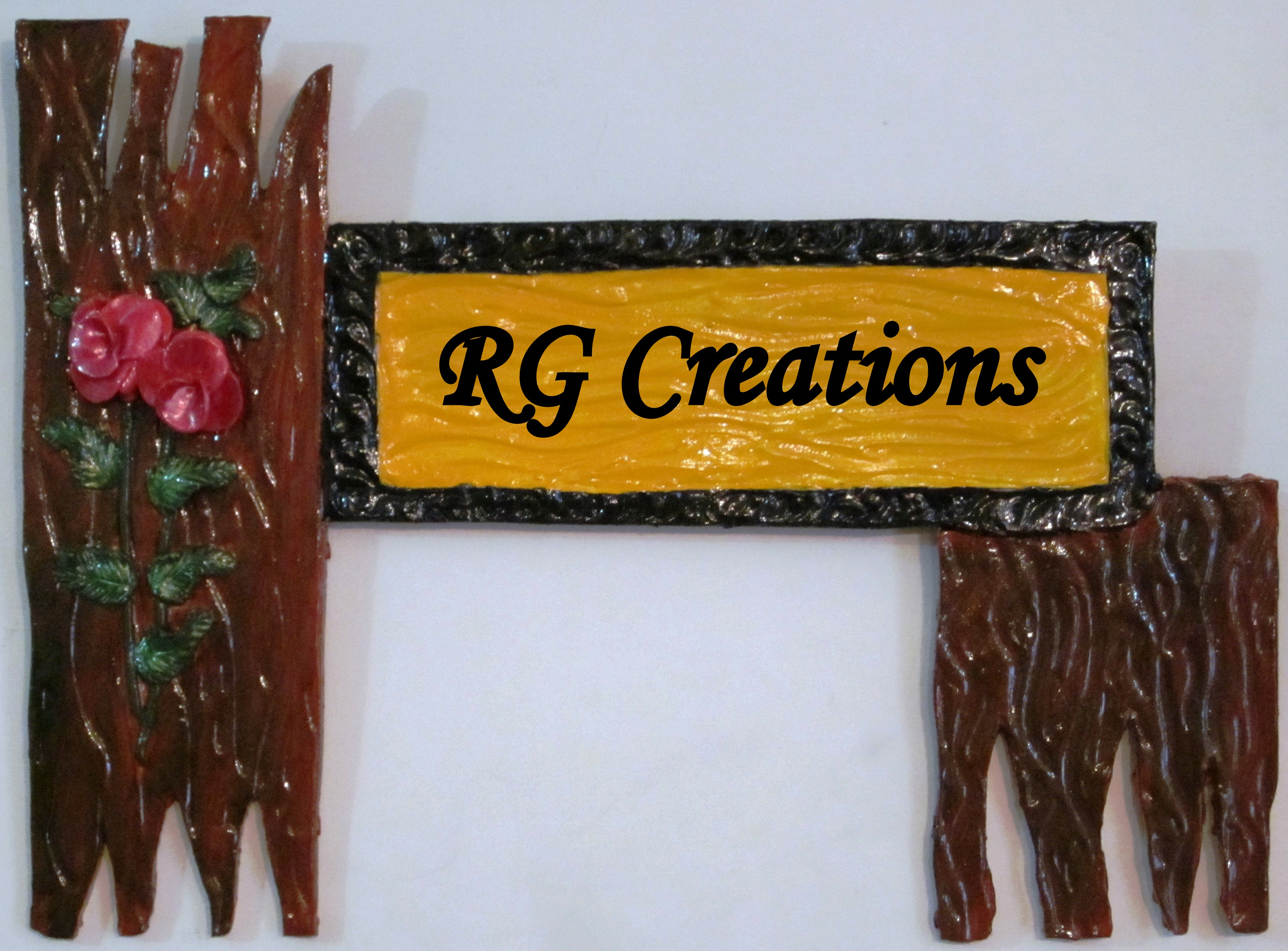 Decorative Name Plates For Home: Handmade Products For Home Decor