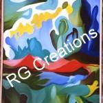Code RGOIL049,Oil on canvas