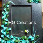 Code RGPF001,Handmade photoframe