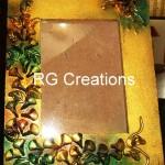 Code RGPF002,Handmade photoframe