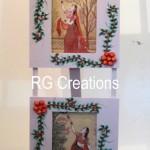 Code RGPF0020,Handmade Photoframe