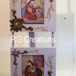 Code RGPF0021,Handmade Photoframe