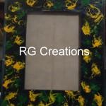 Code RGPF004,Handmade photoframe
