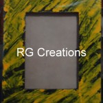 Code RGPF005,Handmade photoframe