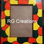 Code RGPF007,Handmade photoframe