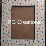 Code RGPF008,Handmade photoframe
