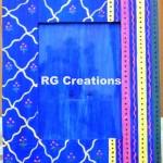 Code RGPF017,Handmade Photoframe