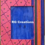 Code RGPF018,Handmade Photoframe