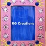 Code RGPF020,Handmade Photoframe