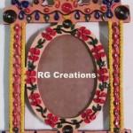 Code RGPF027,Handmade Photoframe