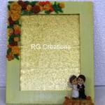 """Code RGPF038"""" Handmade Photoframe"""""""