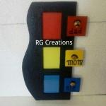 """Code RGPF052 """" Handmade Photoframe"""""""