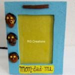 """Code RGPF056 """" Handmade Photoframe"""""""