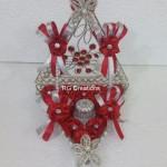 """Code RGRP0105 """" Designer Ring Ceremony Platter"""""""