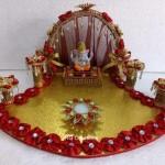 """Code RGRP0111 """" Designer Ring Ceremony Platter"""""""