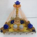 """Code RGRP0131 """" Designer Ring Ceremony Platter"""""""