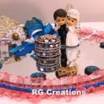 """Code RGRP023 """"Designer Ring Ceremony Platter"""""""